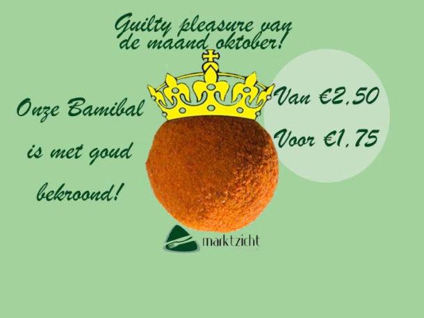 Maandactie 10/2019 - EHuisgemaakte bamibal - Eetsalon Marktzicht Beusichem