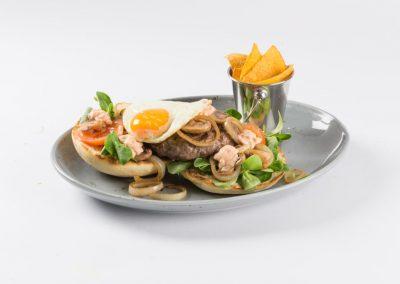 Black Angus Burger Marktzicht - Cafetaria Eetsalon Marktzicht in Beusichem
