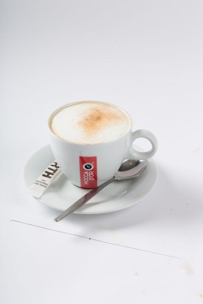 Cappuccino - Cafetaria Eetsalon Marktzicht in Beusichem