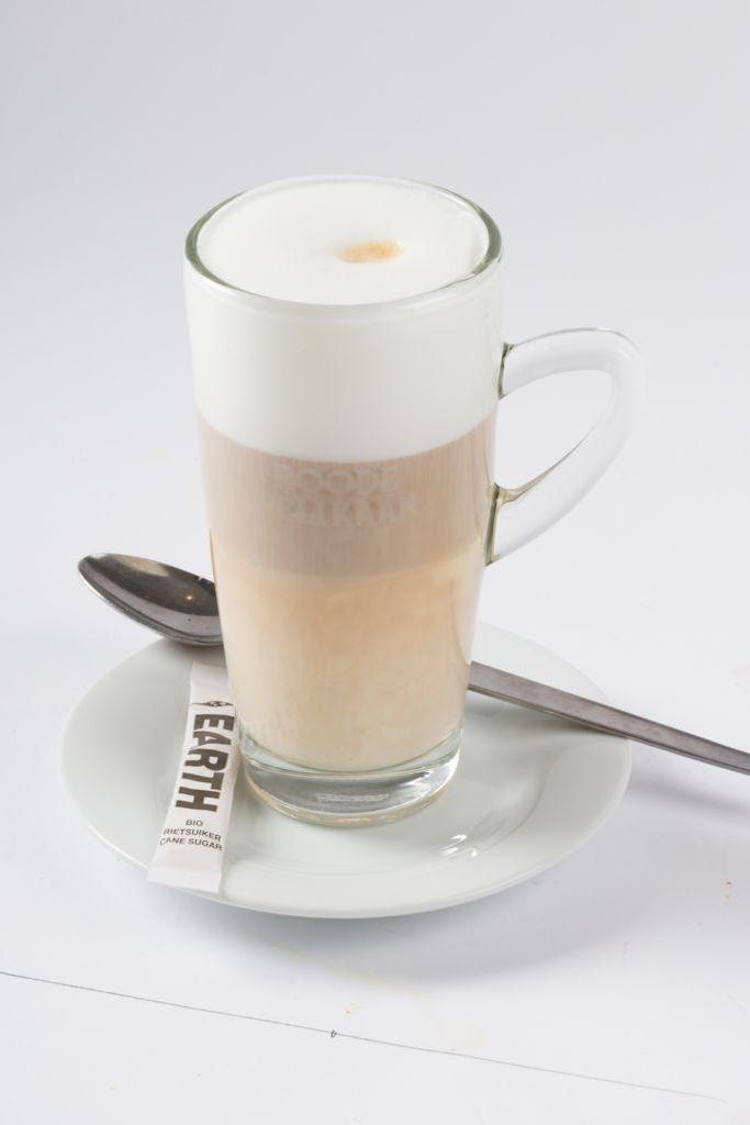Koffie Latte - Cafetaria Eetsalon Marktzicht in Beusichem