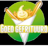 Logo keurmerk Goed Gefrituurd