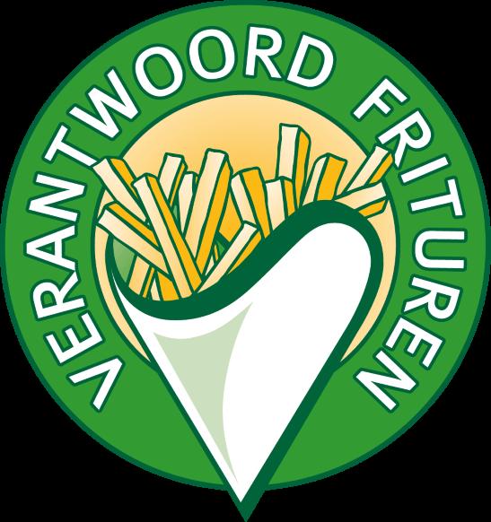 Logo verantwoord frituren