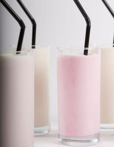 Milkshakes - Cafetaria Eetsalon Marktzicht in Beusichem